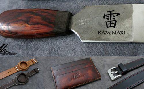 Noże dla MK Leathers