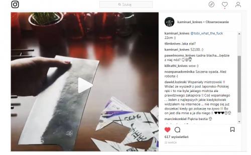 Instagram tasak