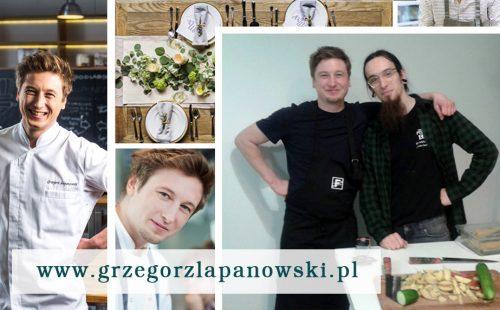 Grzegorz Łapanowski i Kaminari