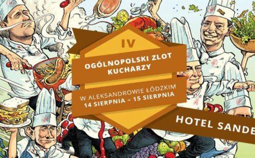 Ogolnopolski zlot kucharzy 2018